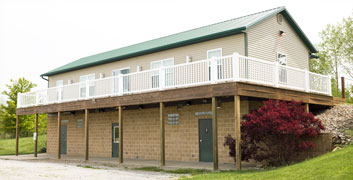 Timbercrest RV Park Showerhouse